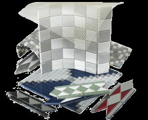 Стеклосетки для мозаики